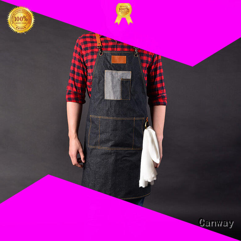 Canway design hairdresser apron suppliers for barber