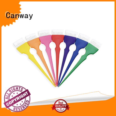 Canway small hair tint brush company for hairdresser