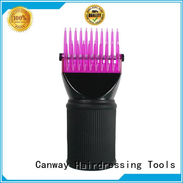 rubber universal diffuser attachment supplier for hair salon