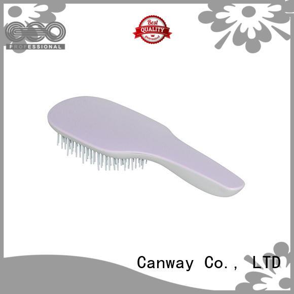 Canway touch hair detangle brush company for hair salon