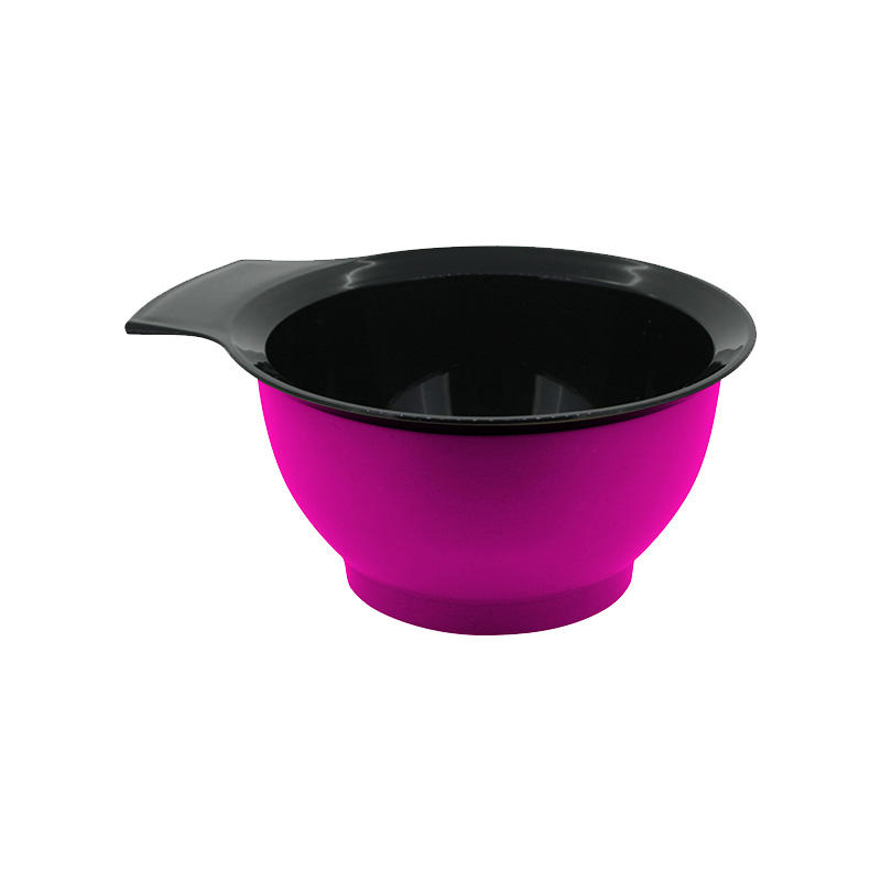 Colorful Two Layer Tint Bowl Set With Easy-to-clean Material