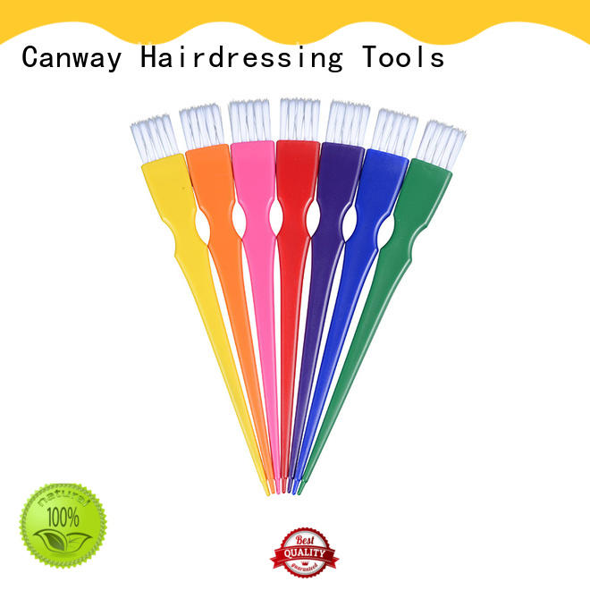 Canway vic hairdressing tint brushes factory for hairdresser