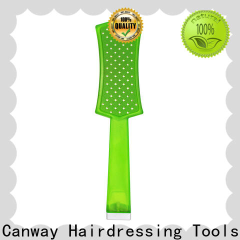 Canway menkids hair brush and comb factory for hairdresser