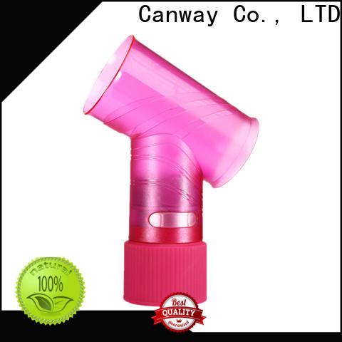 Canway Latest hair diffuser attachment suppliers for women