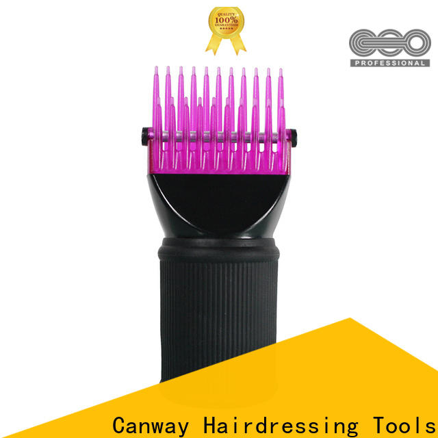 Canway function hair dryer diffuser attachment suppliers for beauty salon