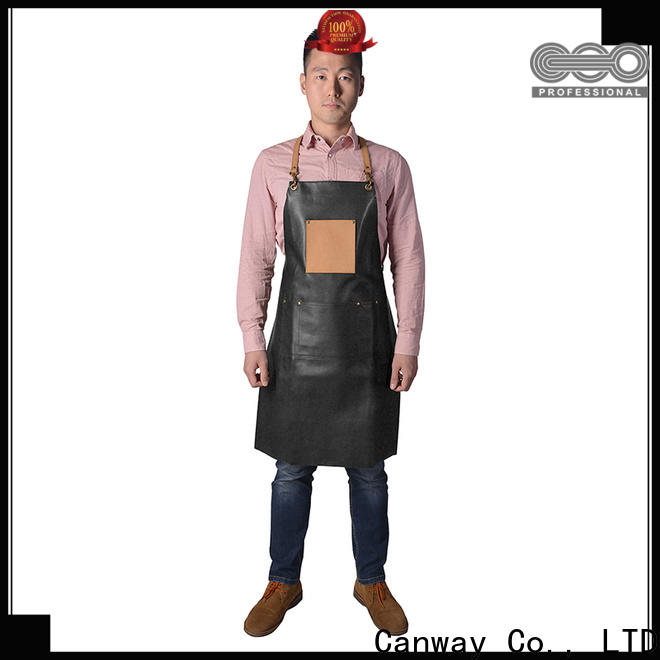 Canway vic barber apron supply for barber
