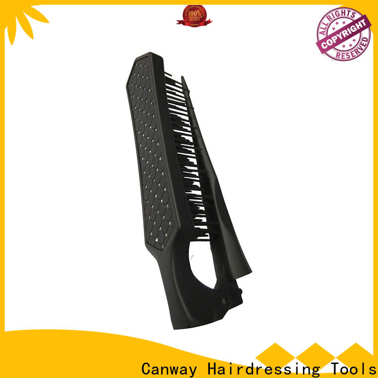 Canway dry hair brush and comb suppliers for men