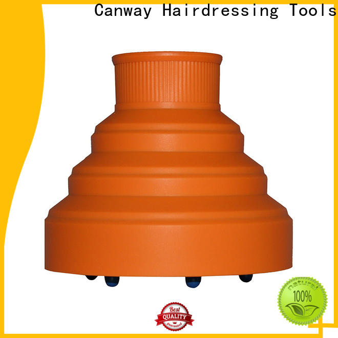 Canway New hair diffuser attachment company for women