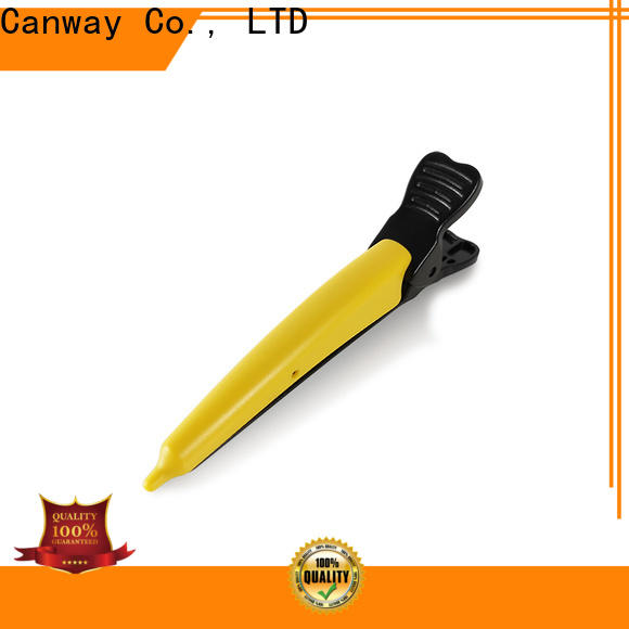 Canway shape hair cutting clip suppliers for beauty salon