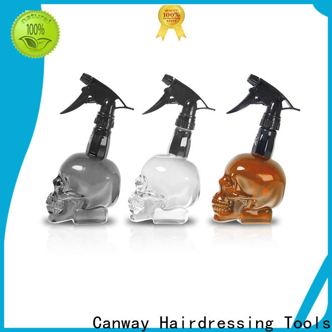 Canway Best salon spray bottle manufacturers for hairdresser