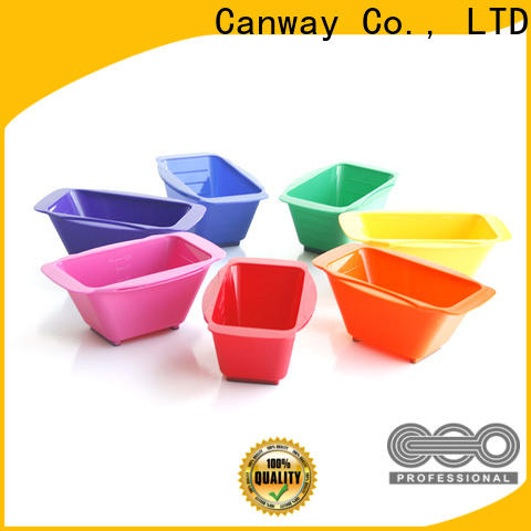 Wholesale tinting bowl and brush bowl supply for hairdresser