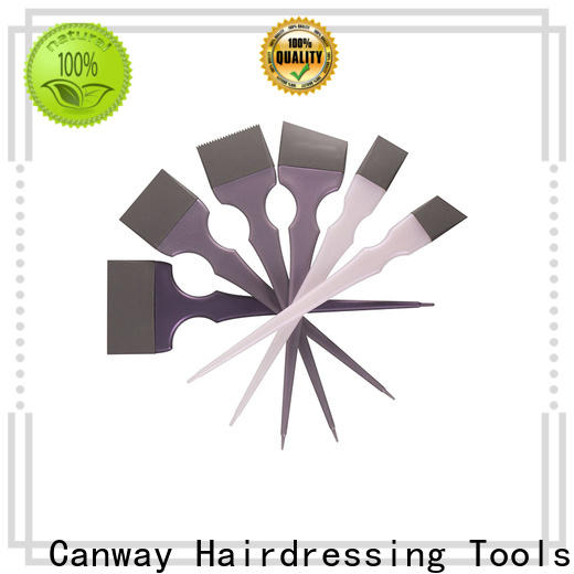 Canway layer tinting bowl and brush company for hairdresser