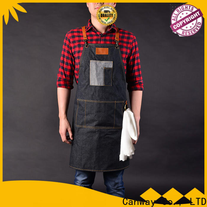 Canway tie hair apron suppliers for hair salon