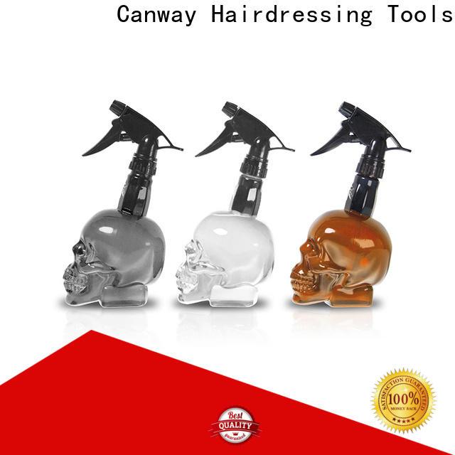 Canway trigger barber spray bottle for business for barber