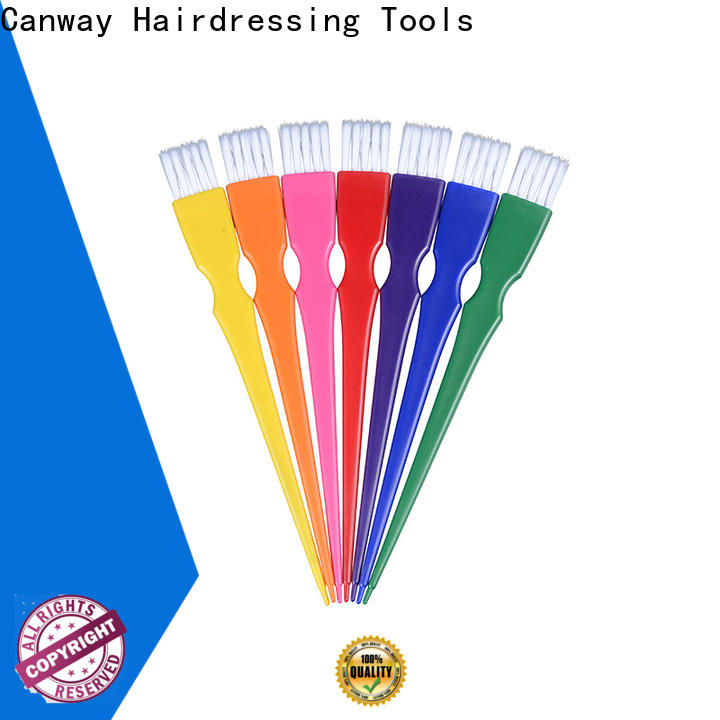 Canway Top tinting bowl and brush suppliers for barber