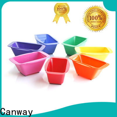 Canway brush tint brush suppliers for hair salon