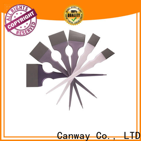 Canway coloring tint hair brush supply for barber