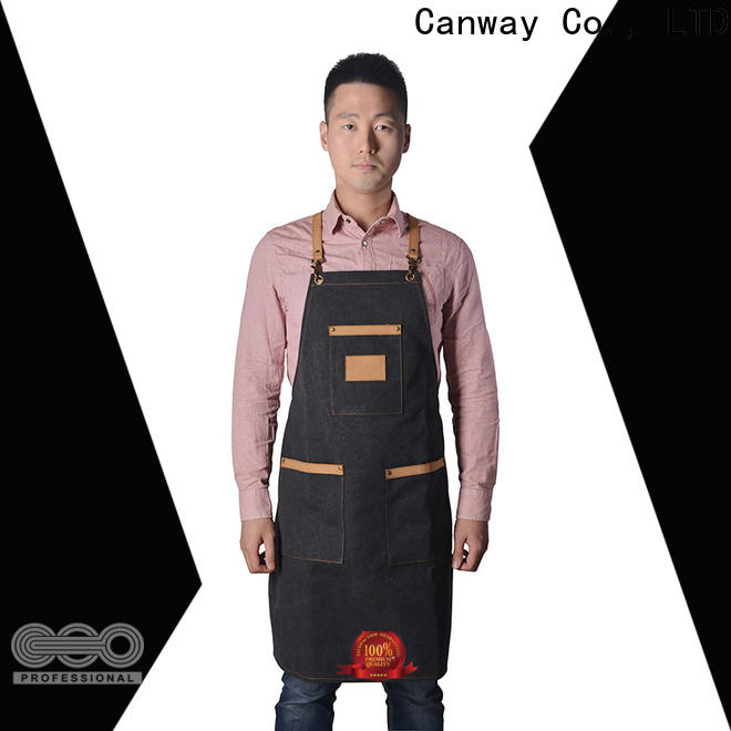 Canway Custom hair apron suppliers for hairdresser