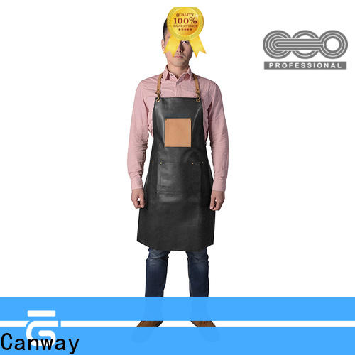 Canway adjustable salon aprons manufacturers for beauty salon