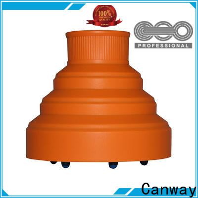Canway folding hair diffuser attachment company for beauty salon