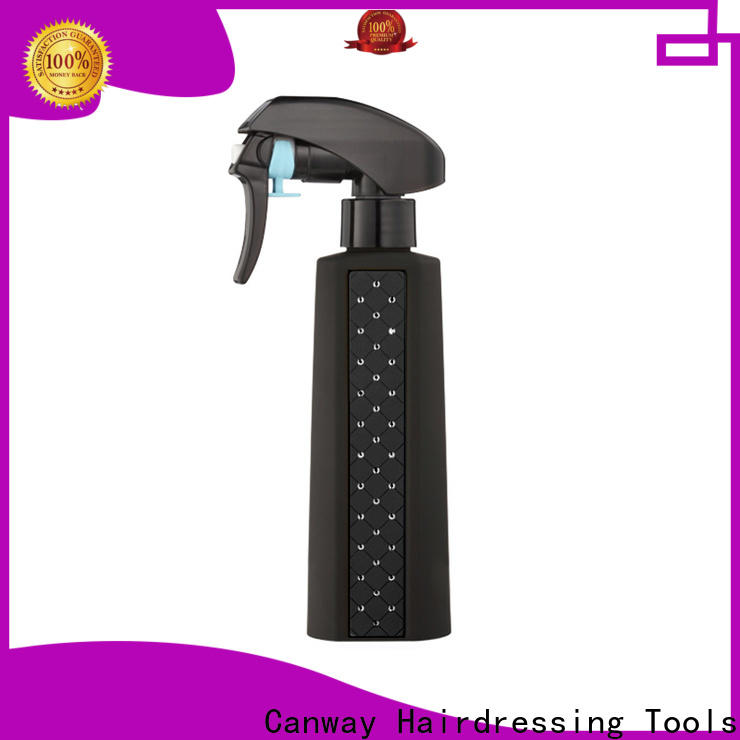 Canway mist hairdresser spray bottle manufacturers for hairdresser