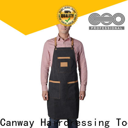 Canway Custom hair apron manufacturers for beauty salon