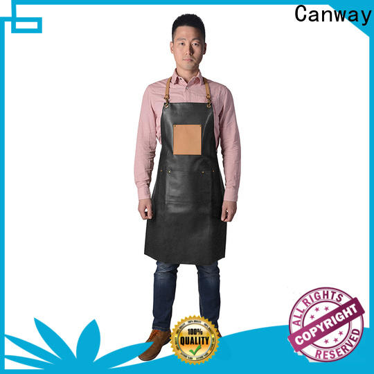Canway Custom hair apron for business for hairdresser