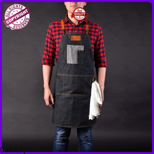 Canway apron barber apron supply for hairdresser