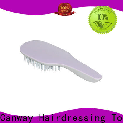 Canway tail barber hair brush supply for hairdresser