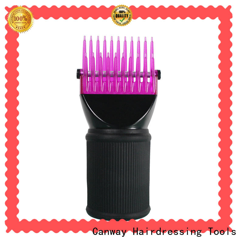 Canway High-quality hair dryer diffuser attachment factory for hairdresser