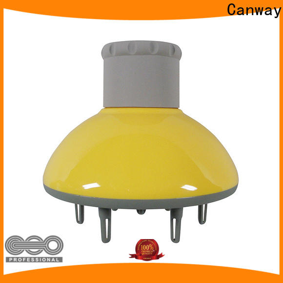 Canway Top hair dryer diffuser attachment manufacturers for women
