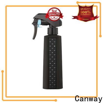 Canway Custom hair spray bottle for business for hairdresser