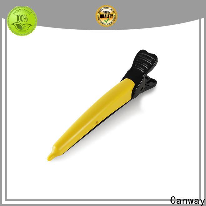 Canway dolphin hairdresser hair clips company for hair salon