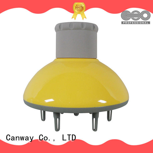 Canway Wholesale hair dryer diffuser attachment company for women