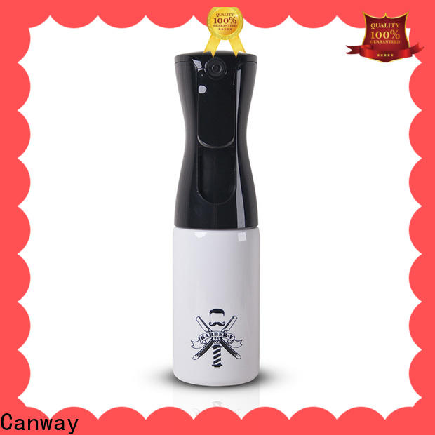 Canway Top barber spray bottle manufacturers for beauty salon