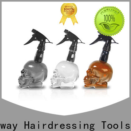 Canway plastic hair spray bottle suppliers for hair salon