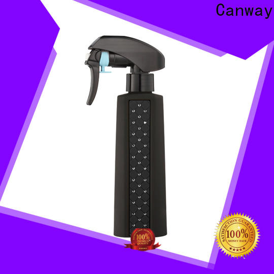 Canway trigger barber spray bottle manufacturers for hairdresser