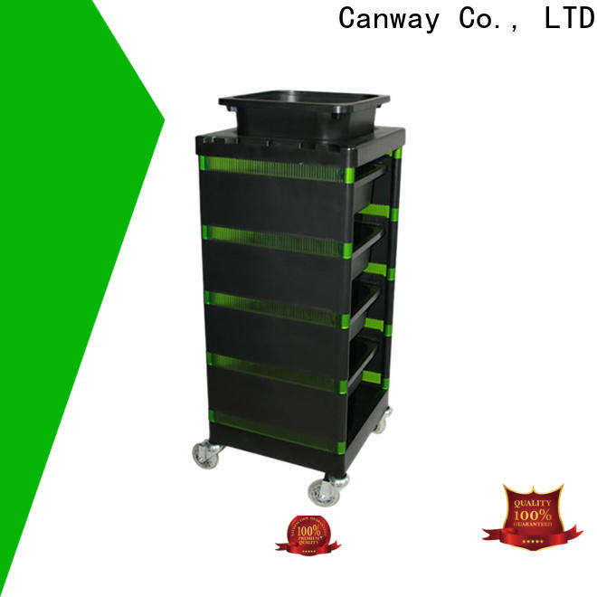 Canway High-quality salon accessories supply for beauty salon