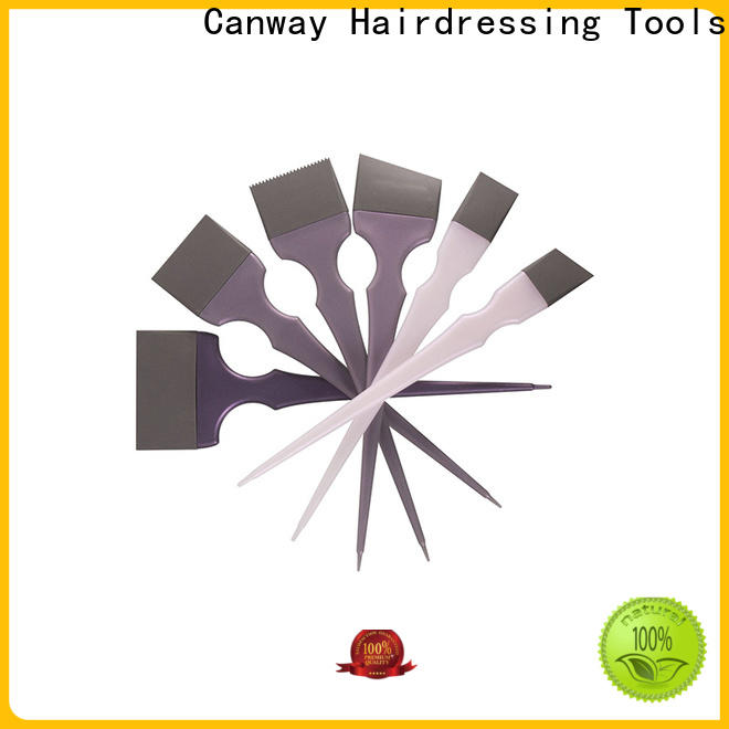 Canway coloring tint hair brush factory for hair salon