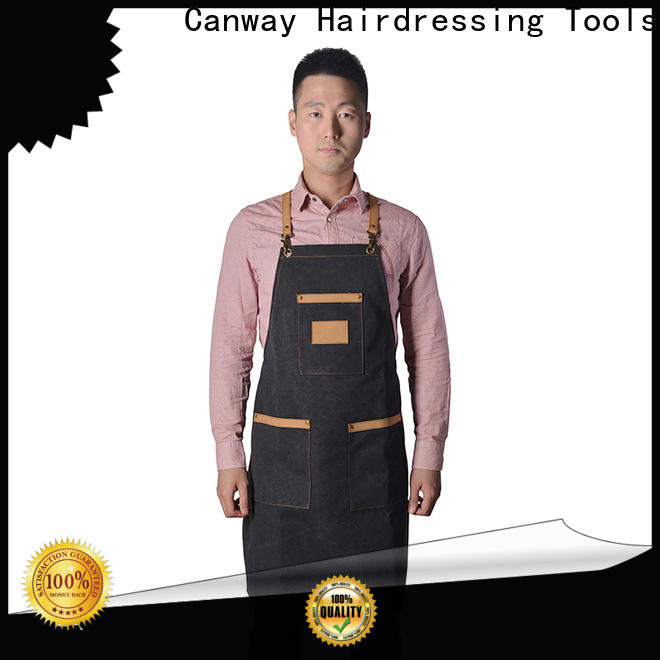 Wholesale hair apron adjustable manufacturers for barber