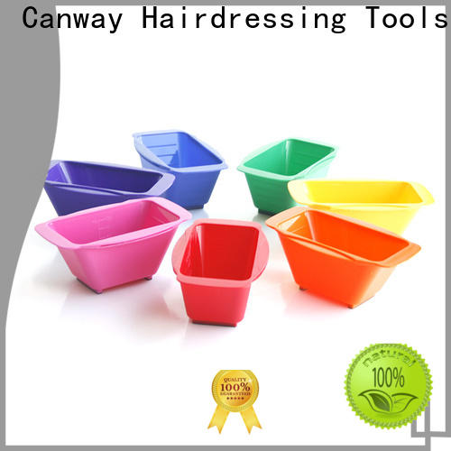 Canway New tint hair brush supply for hairdresser
