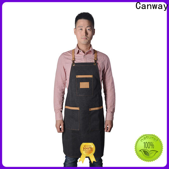 Top salon aprons design for business for hair salon