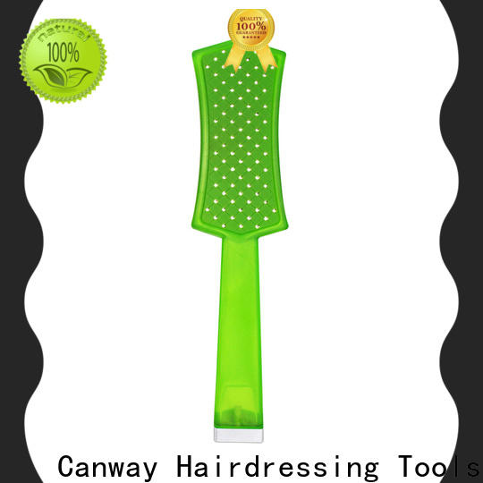 Canway Top hairdressing combs supply for men