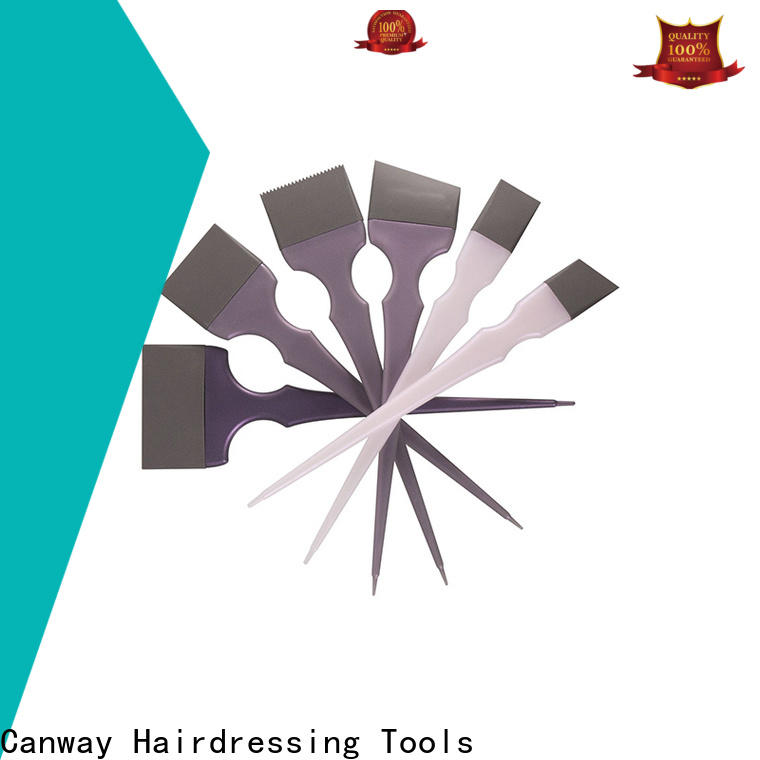 Wholesale tinting bowl and brush rainbow company for barber