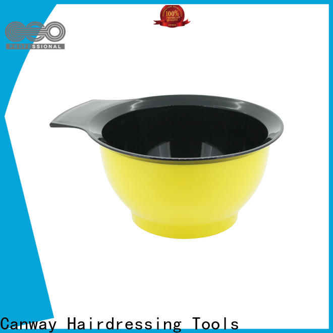 High-quality tinting bowl and brush pp company for beauty salon