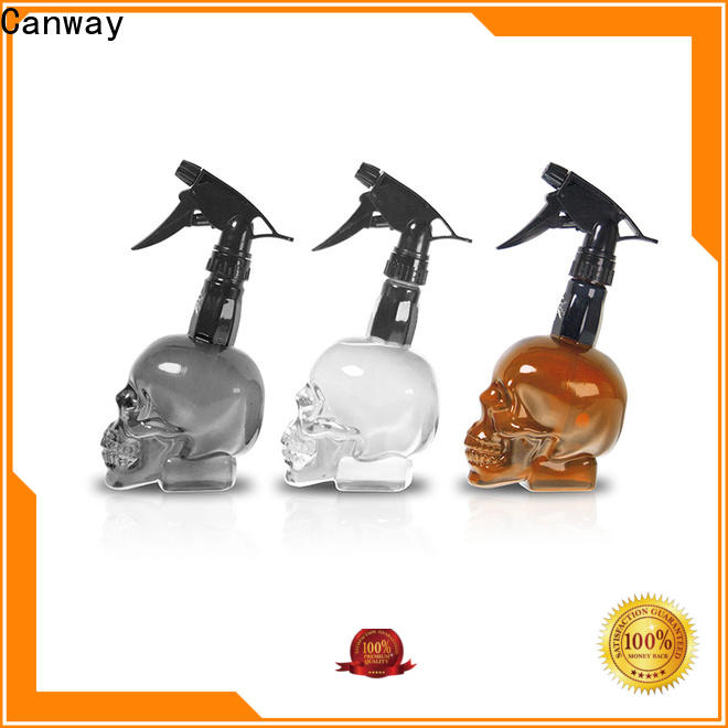 Canway shining hairdresser spray bottle for business for beauty salon