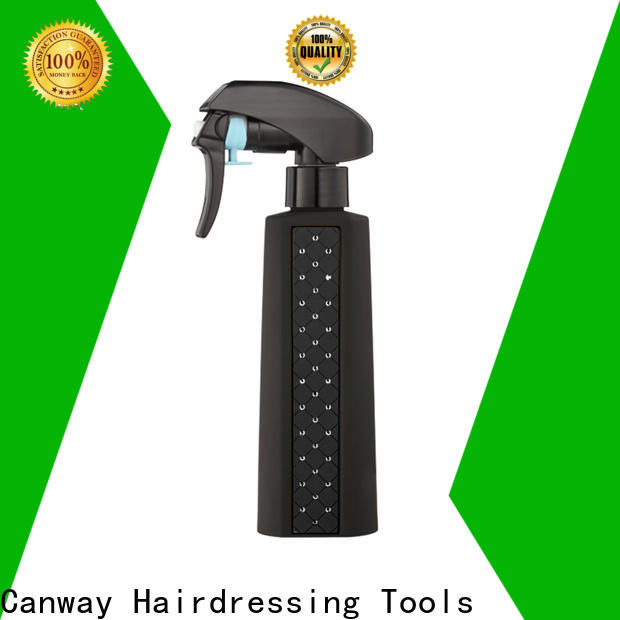 Canway Top hair spray bottle factory for beauty salon