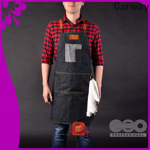 Canway High-quality barber apron suppliers for hair salon