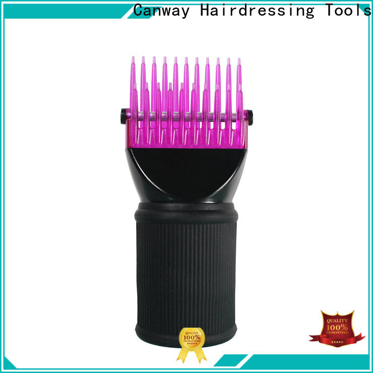 Canway temperature hair dryer diffuser attachment factory for hair salon