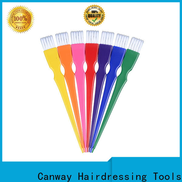 Canway High-quality hairdressing tint brushes factory for barber